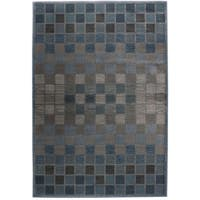 Rizzy Home Bellevue Collection Power-loomed Accent Rug (9'2 x 12'6)