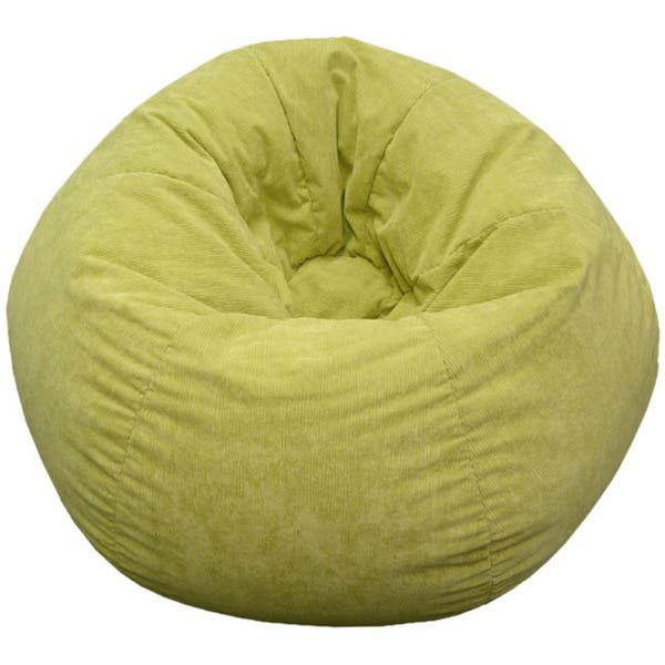 Outstanding Shop Gold Medal Adult Sueded Corduroy Bean Bag Chair Free Uwap Interior Chair Design Uwaporg