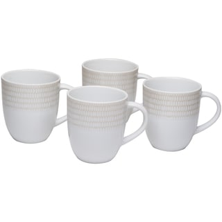 Link to White Rice Coffee Mug 12oz (Set of 4) Similar Items in Dinnerware