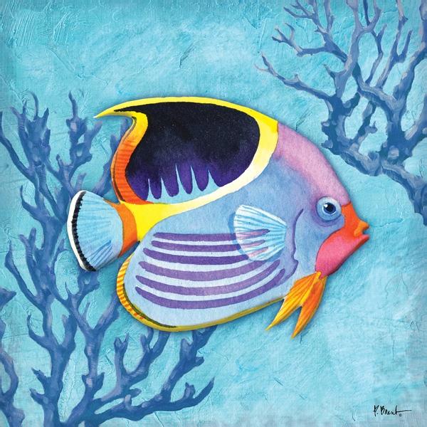Shop Portfolio Canvas Decor Paul Brent Azure Tropical