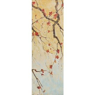 Portfolio Canvas Decor Elinor Luna 'Blossom Panel I' Framed Canvas Wall Art (Set of 2)