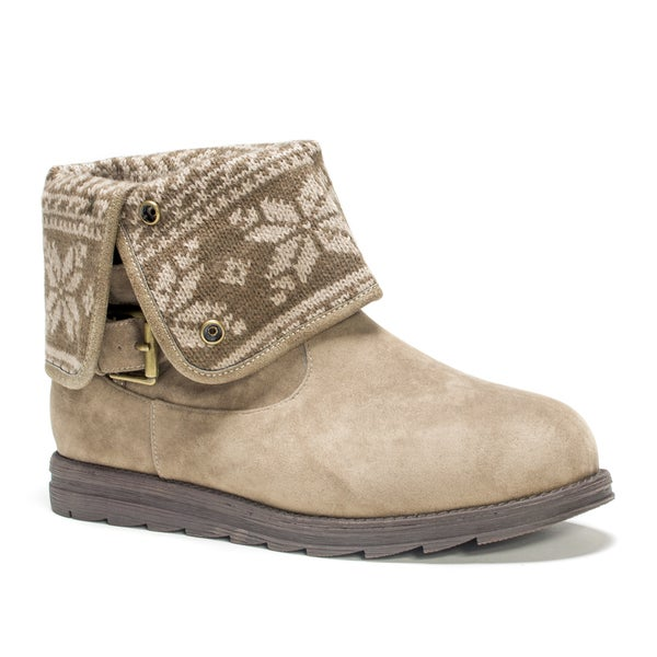 Muk Luks Women's Moccasin Jess Boot