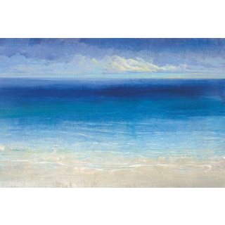 Portfolio Canvas Decor Patrick 'Ocean Calm' Framed Canvas Wall Art