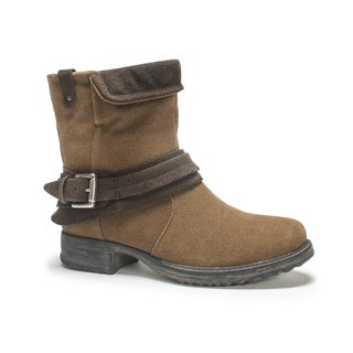 Muk Luks Women's Chestnut Kai Boot