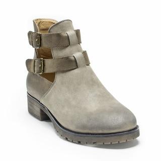 Muk Luks Women's Taupe Ina Boot
