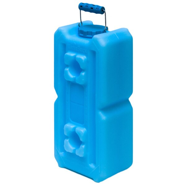Waterbrick Bpa Free 3 5 Gallon Water Storage Container Pack Of 10 Blue Shipping Today 17501122
