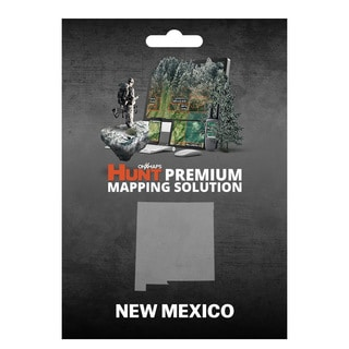 HUNT New Mexico by onXmaps Public/ Private Land Ownership 24k Topo Maps for Garmin GPS, Smartphone and Computer