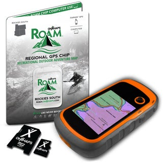 onXmaps ROAM South Rockies 24k Topo Maps Micro SD Card for Garmin GPS (Covers Colorado, Utah, New Mexico, Arizona)