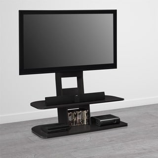 Ameriwood Home Galaxy 65-inch Black TV Stand with Mount