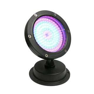 144 LED Super Bright Plastic Color-changing Light
