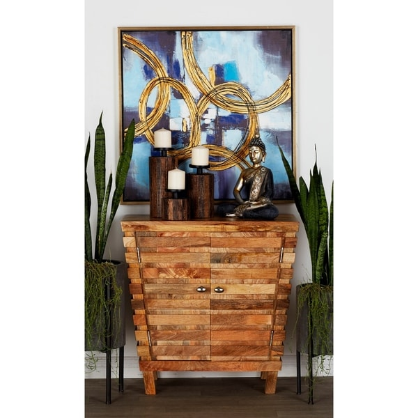 32-inch Wooden Cabinet - 32