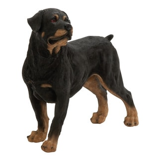 11-inch Dog Figurine