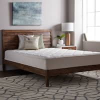Select Luxury 10-inch King-size Double-sided Quilted Airflow Foam Mattress - WHITE