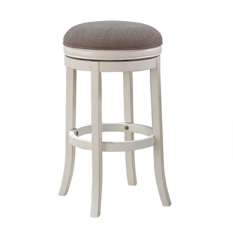 Pesaro 30-inch Backless Bar Stool by Greyson Living