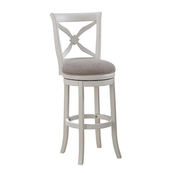 Shop Casoria 30 Inch Swivel Bar Stool By Greyson Living On Sale