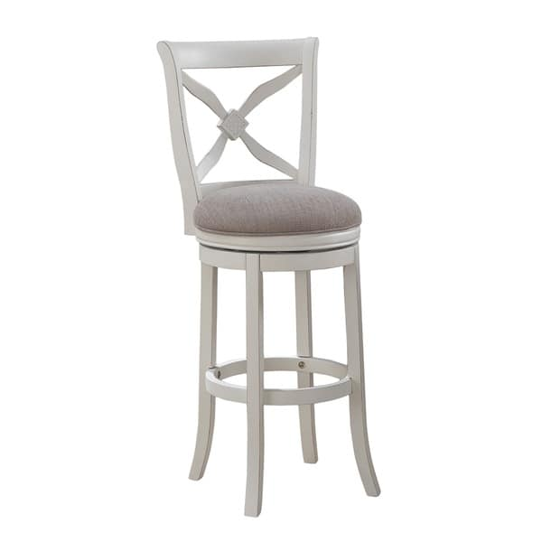 Peachy Shop Casoria 34 Inch Swivel Tall Bar Stool By Greyson Living Unemploymentrelief Wooden Chair Designs For Living Room Unemploymentrelieforg