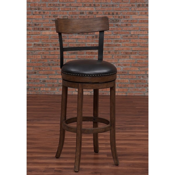 Shop Siena 26 Inch Swivel Counter Stool By Greyson Living Free