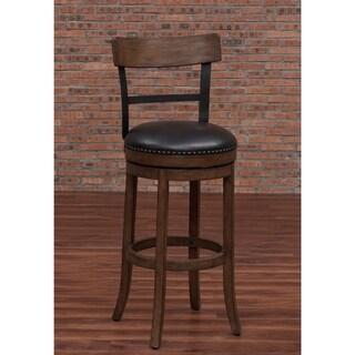 Siena 34-inch Swivel Tall Bar Stool by Greyson Living
