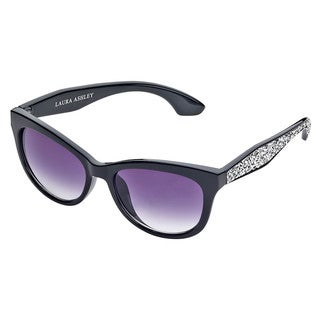 Laura Ashley Glitz Temple Sunglasses