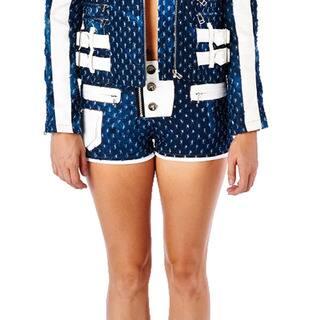 TOV Women's My Denim Blue Shorts|https://ak1.ostkcdn.com/images/products/10398948/P17501359.jpg?impolicy=medium