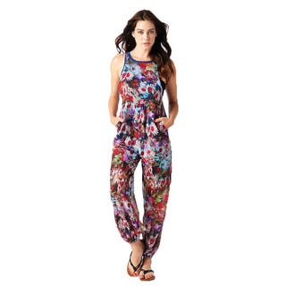 "TOV Women's ""Color Me Mine"" Jumpsuit"