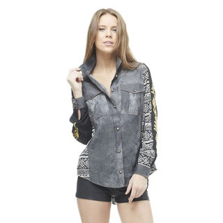 TOV Women's Indie Blouse