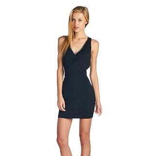 TOV Women's Little Black Halter Dress