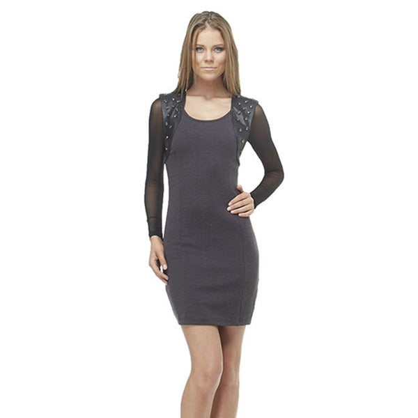 Tov Womens Skull Mini Dress Free Shipping Today Overstock