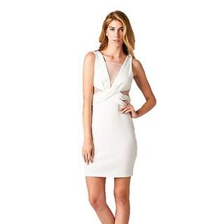 TOV Women's White Evening Dress