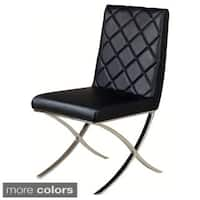 Loft Collection Eco-leather Dining Chair