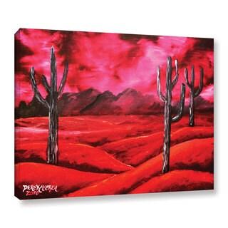ArtWall Derek Mccrea 'Southwestern' Gallery-wrapped Canvas