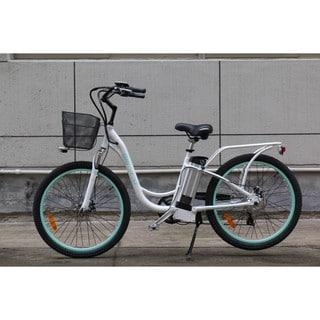 Big Cat Long Beach Cruiser Electric Bicycle