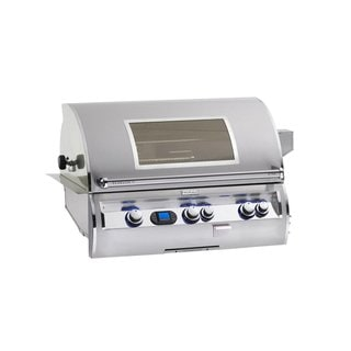 "Echelon Diamond E790i-4EN Built-In 36"" Gas Grill w/ Window"