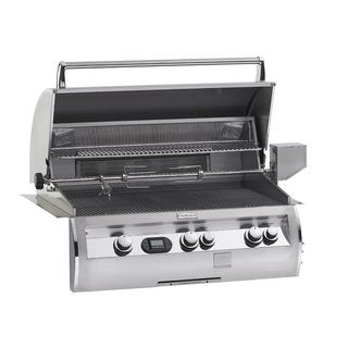 "Fire Magic Echelon Diamond E790i-4EAN Built-In 36"" Gas Grill with Window"