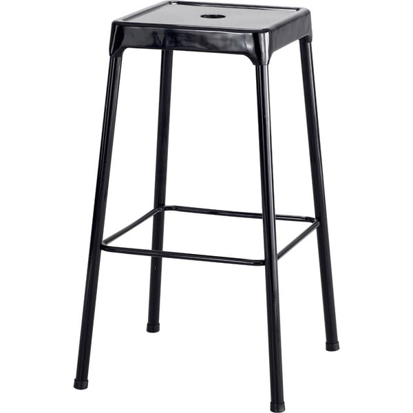 Shop Safco 25 Inch Counter Height Steel Stool Free Shipping Today