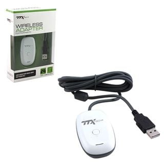 TTX Tech Wireless Professional Gaming Receiver For Microsoft Xbox 360