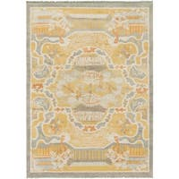 Hand-Knotted Arundel Wool Area Rug (8' x 11')