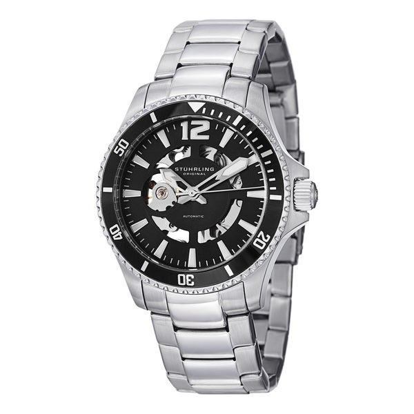 Stuhrling Mens Bracelet Watch