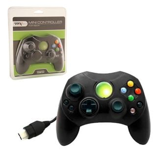 TTX Tech Black 6-feet Wired Controller For Microsoft Xbox System