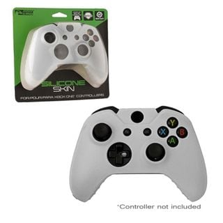 KMD White Silicone Case Protector For Xbox One Controller