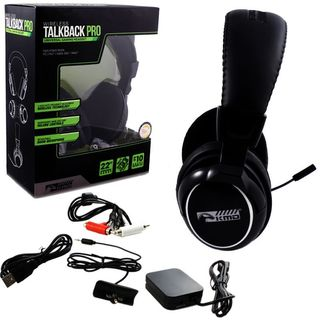 KMD Black Wired Professional Gaming Headset With Microphone ForPS 3/ Xbox 360/ Mac/ PC