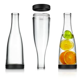 Drinique 850 mL Plastic Carafe with Removable Base