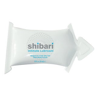 Shibari Intimate 0.33-ounce Lubricant (Pack of 24)