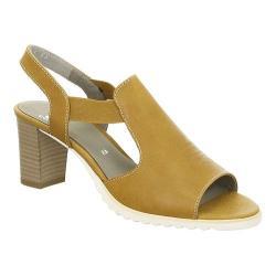 Women's ara Gillian 35649 Sandal Saddle Calf