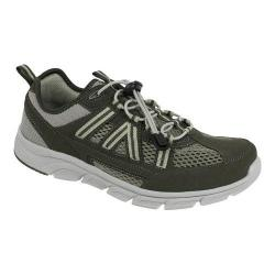 Men's Rugged Shark Captiva Sneaker Olive Synthetic/Mesh
