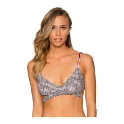 Women's B. Swim Strap Wrap Bikini Top Journey