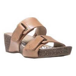 Women's Naturalizer Carena Slide Sandal Camelot Leather