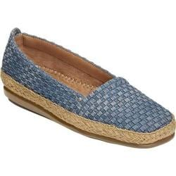 Women's Aerosoles Solitaire Denim Woven Fabric