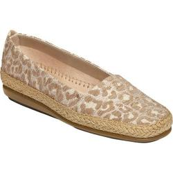 Women's Aerosoles Solitaire Leopard Fabric