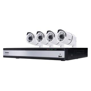 Uniden UDVR45x4 HD 720P 4-Channel DVR